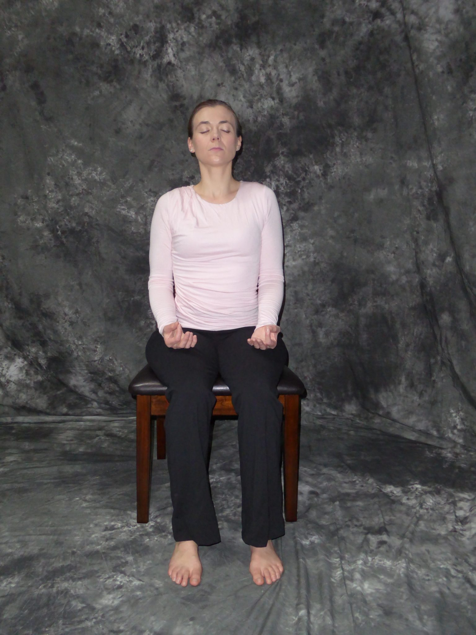 Chair Yoga Meditation k bonura