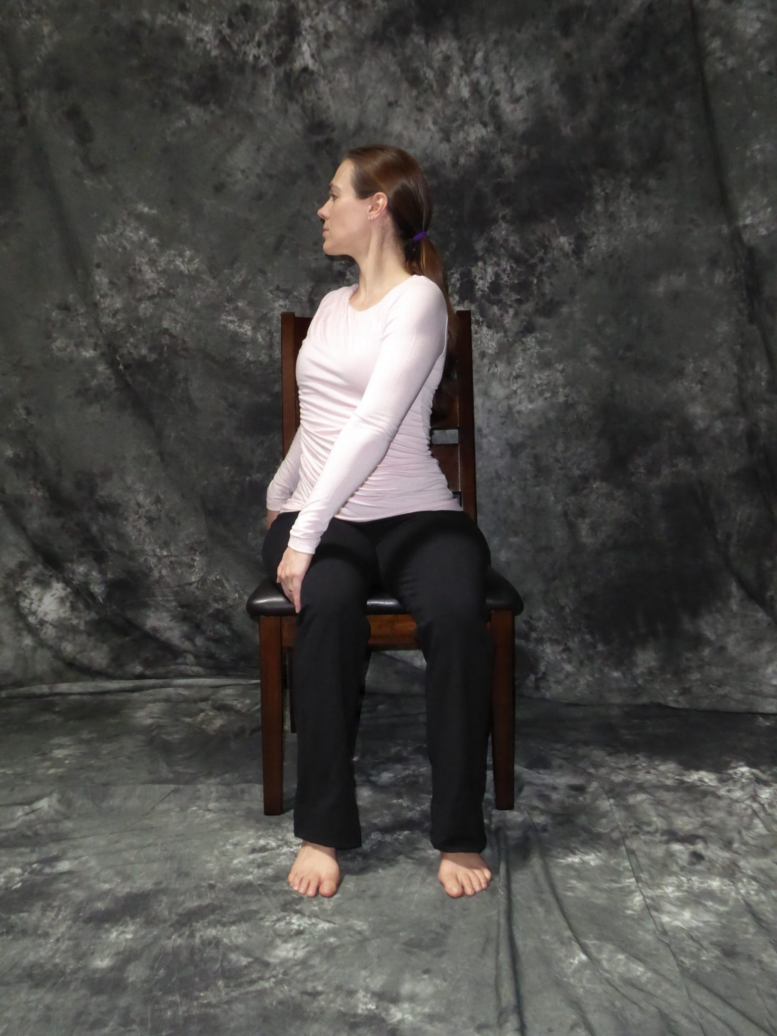Chair Yoga Twist k bonura
